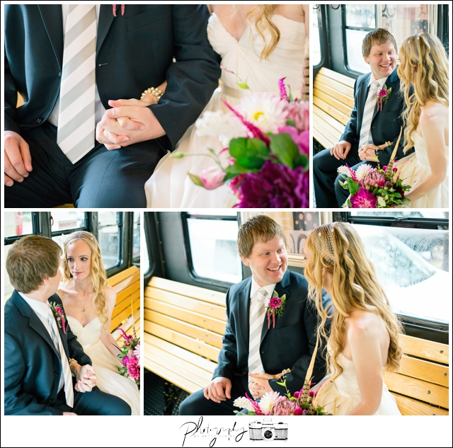 12-First-Look-Trolley-rainy-day-Bride-Groom-Pittsburgh-Seattle-Wedding-Photography-by-Betty-Elaine