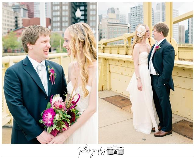 15-Pittsburgh-Bride-Groom-beautiful-fun-Portraits-Roberto-Clemente-Bridge-Destination-Wedding-Seattle-Wedding-Photographer