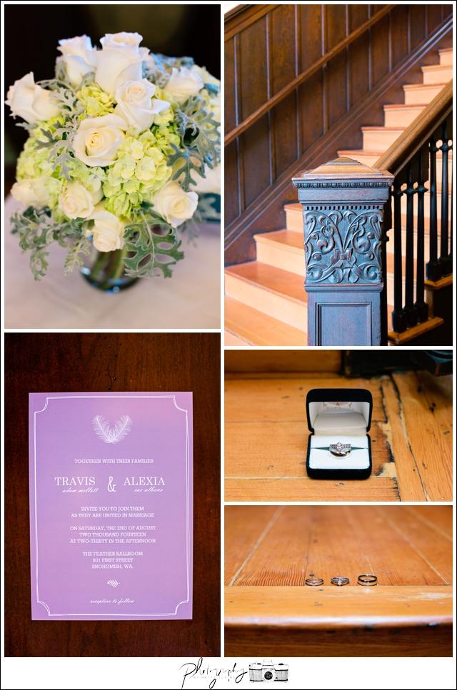3-Invitation-The-Feather-Ballroom-Details-Wedding-Rings-Snohomish-Wedding-Photography-by-Betty-Elaine-Seattle-Wedding-Photographer