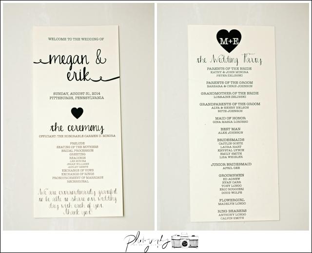 7-Wedding-Ceremony-Program-Pittsburgh-Seattle-Wedding-Photography-by-Betty-Elaine