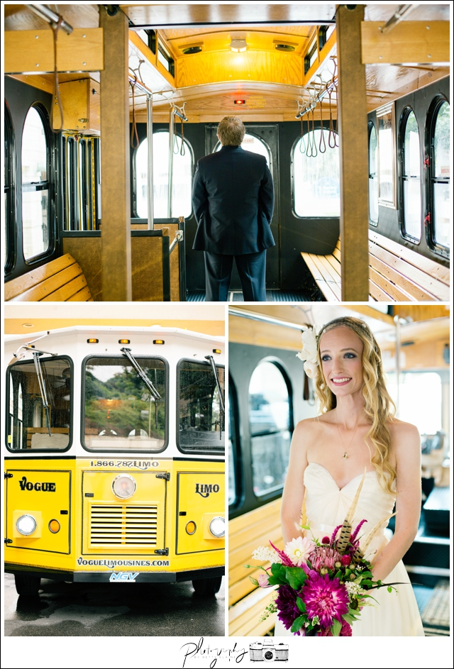 9-First-Look-Trolley-rainy-day-Bride-Groom-Pittsburgh-Seattle-Wedding-Photography-by-Betty-Elaine