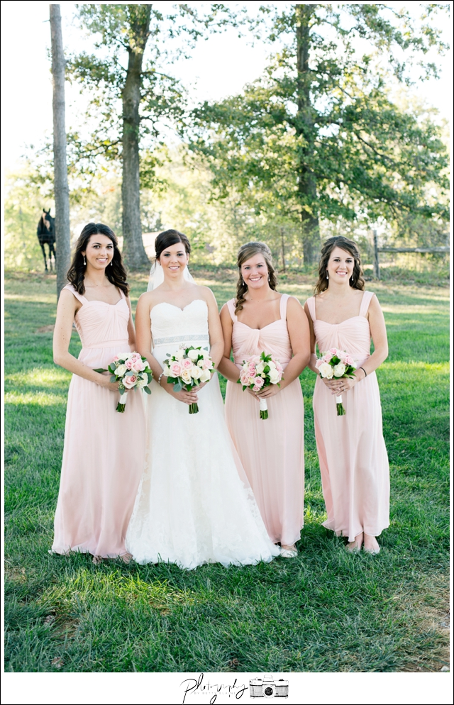 17-Bridal-Portraits-Pink-Bridesmaid-Dresses-Farm-Property-Seattle-Wedding-Photographer-Photography-by-Betty-Elaine