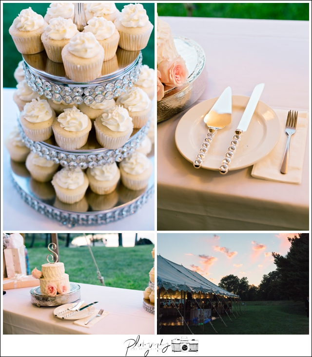 47-Classic-Farm-Wedding-White-Cupcakes-Crystal-Cake-Stand-Reception-Sunset-Seattle-Wedding-Photographer-Photography-by-Betty-Elaine