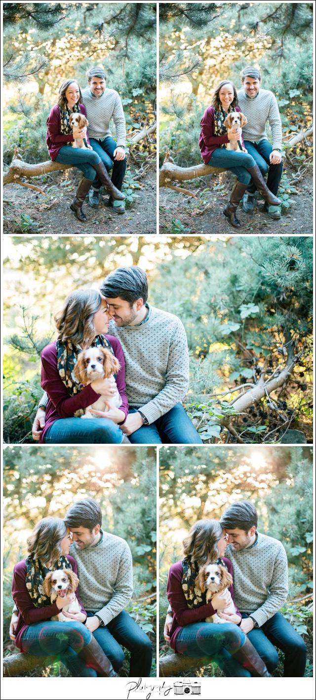 1-Love-Portraits-Woodsy-Sunset-Golden-Gardens-Ballard-Seattle-Wedding-Photography-by-Betty-Elaine