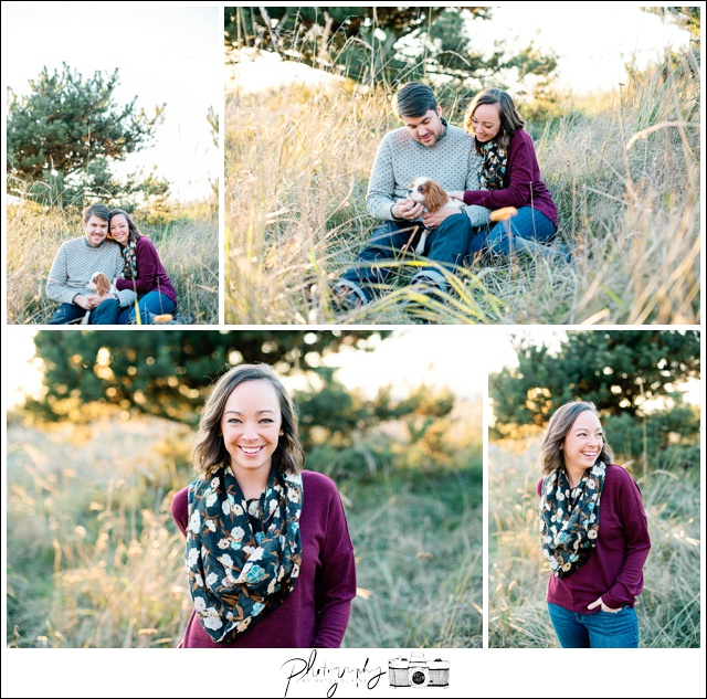 3-Love-Portraits-Sunset-Field-Golden-Gardens-Ballard-Seattle-Wedding-Photography-by-Betty-Elaine