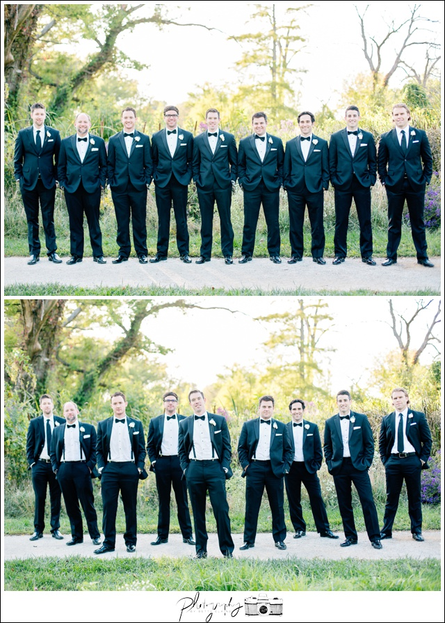 35-Groom-Groomsmen-Black-Michael-Kors-Suits-Seattle-Wedding-Photographer-Photography-by-Betty-Elaine