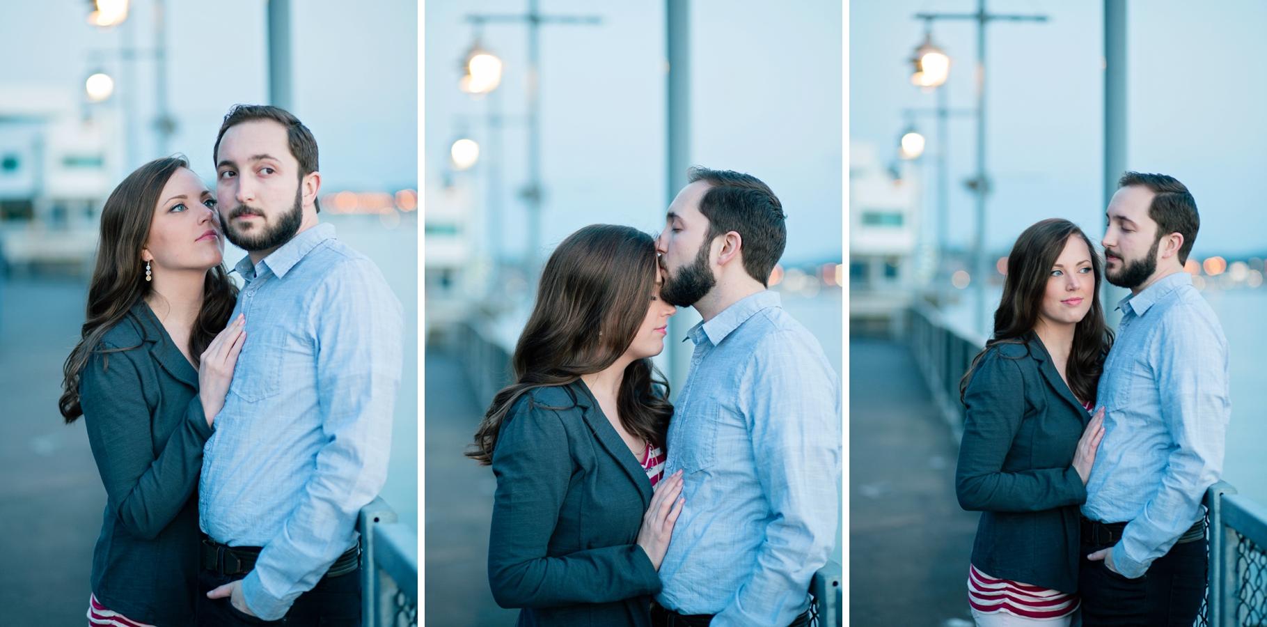 13-Melinda-Tom-Engaged-Seattle-Downtown-Waterfront-Romantic-twilight-boardwalk-cityscape-Enagement-Photographer-Wedding-Photography-by-Betty-Elaine