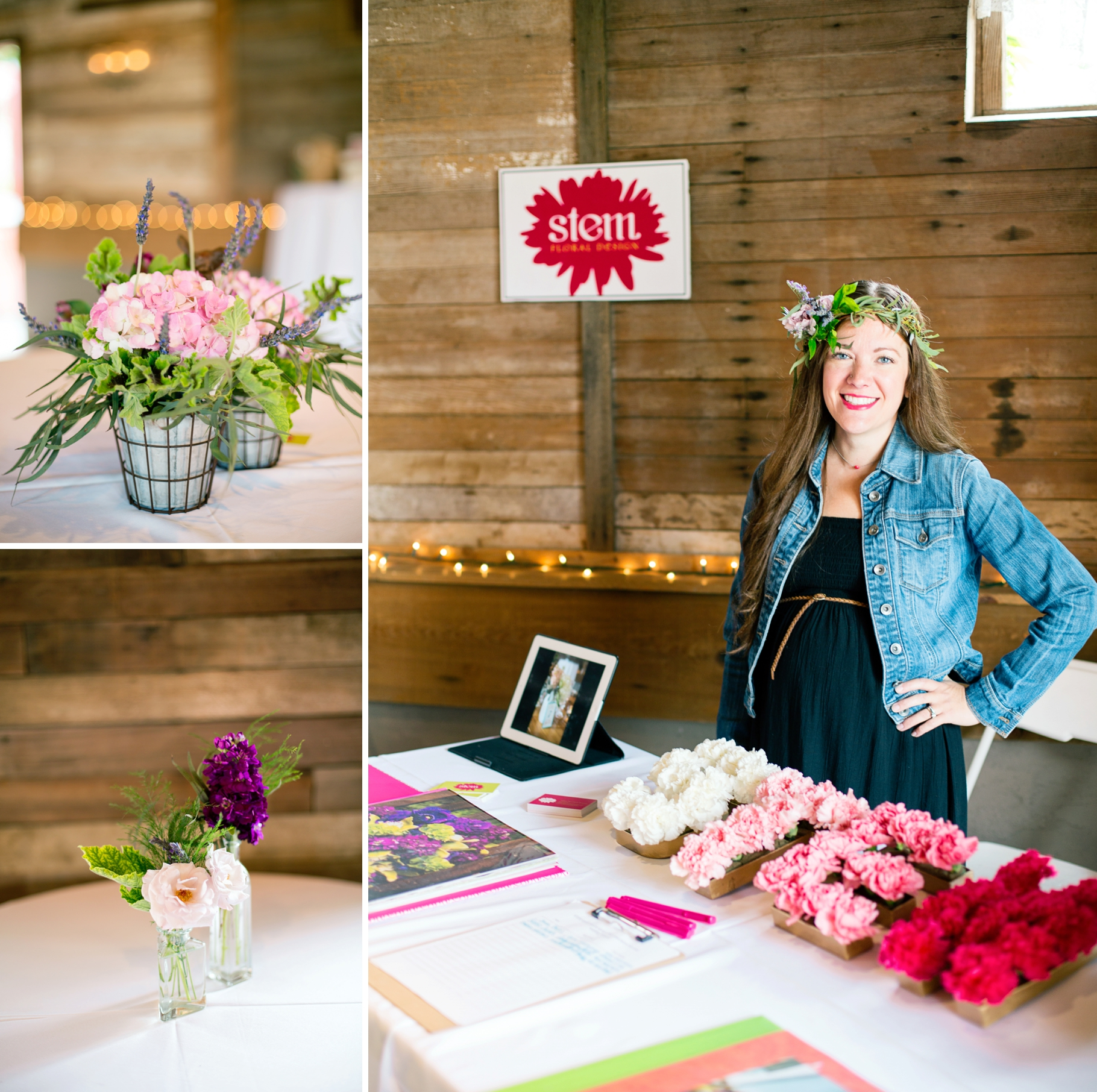 13-Craven-Farm-Stem-Foral-Design-Wedding-Bouquet-Rustic-Flowers-Countryside-Snohomish-Wedding-Tour-Seattle-Photographer-Photography-by-Betty-Elaine