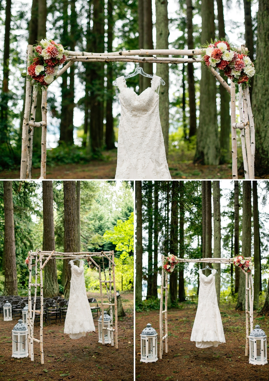1-Kitsap-Memorial-State-Park-Wedding-Dress-Chuppah-Birch-Tree-Branches-Arbor-Forest-Northwest-Photographer-Seattle-Wedding-Photography-by-Betty-Elaine