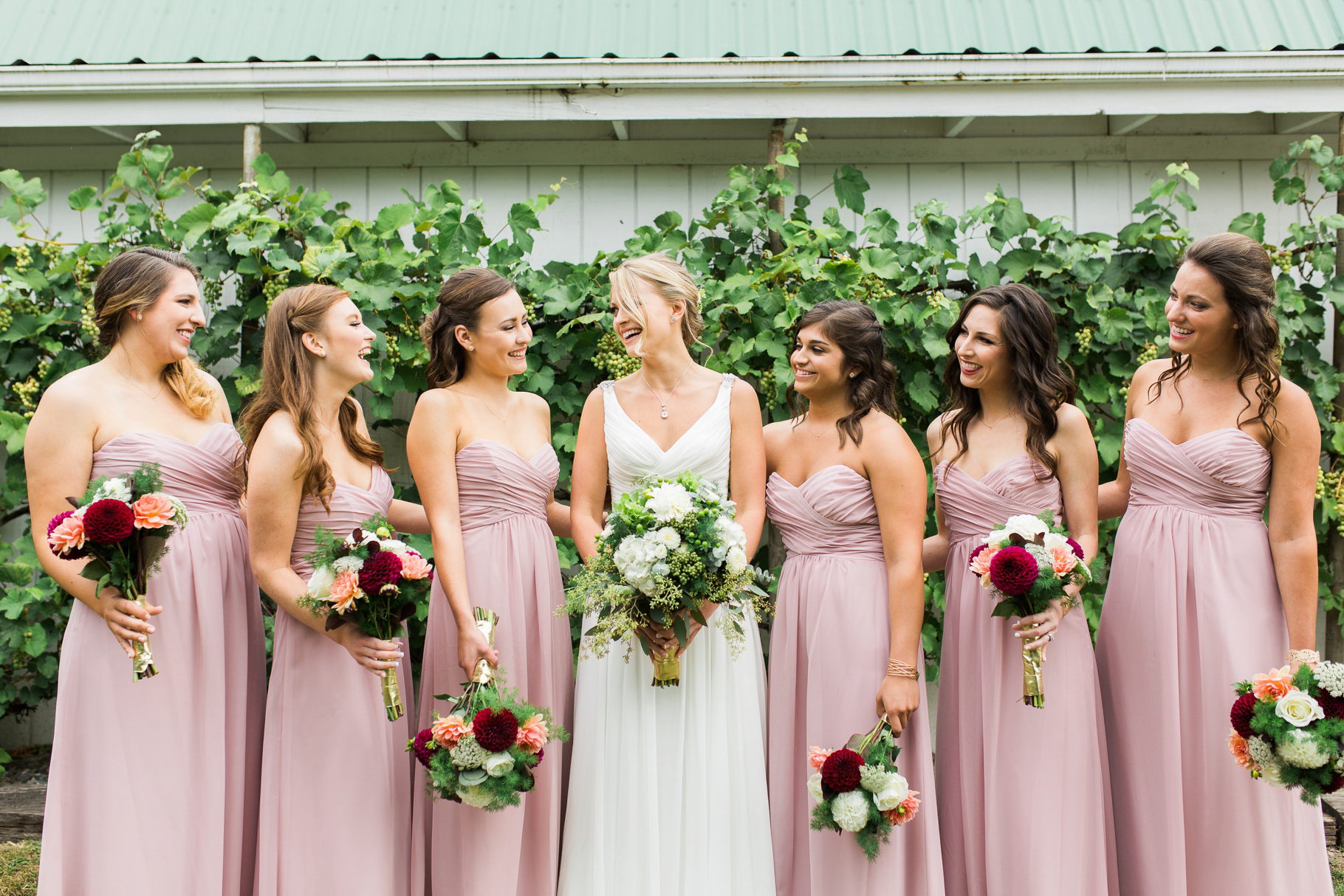 27-Woodinville-Bridesmaids-Washington-Winery-Delille-Cellars-Seattle-Wedding-Photographer