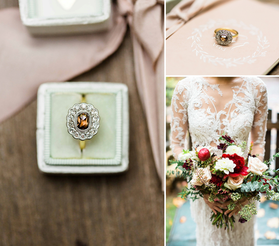 3-Autumn-Bouquet-Mrs-Box-Bridal-Portraits-TreeHouse-Point-Mea-Marie-Bridal-Green-Lake-Jewelry-Elopement-Photographer-Seattle