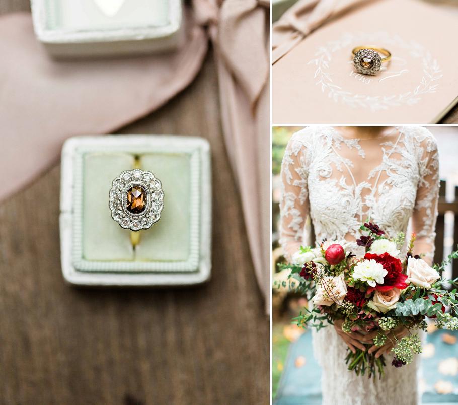 3-Autumn-Bouquet-Mrs-Box-Bridal-Portraits-TreeHouse-Point-Mea-Marie-Bridal-Green-Lake-Jewelry-Elopement-Photographer-Seattle