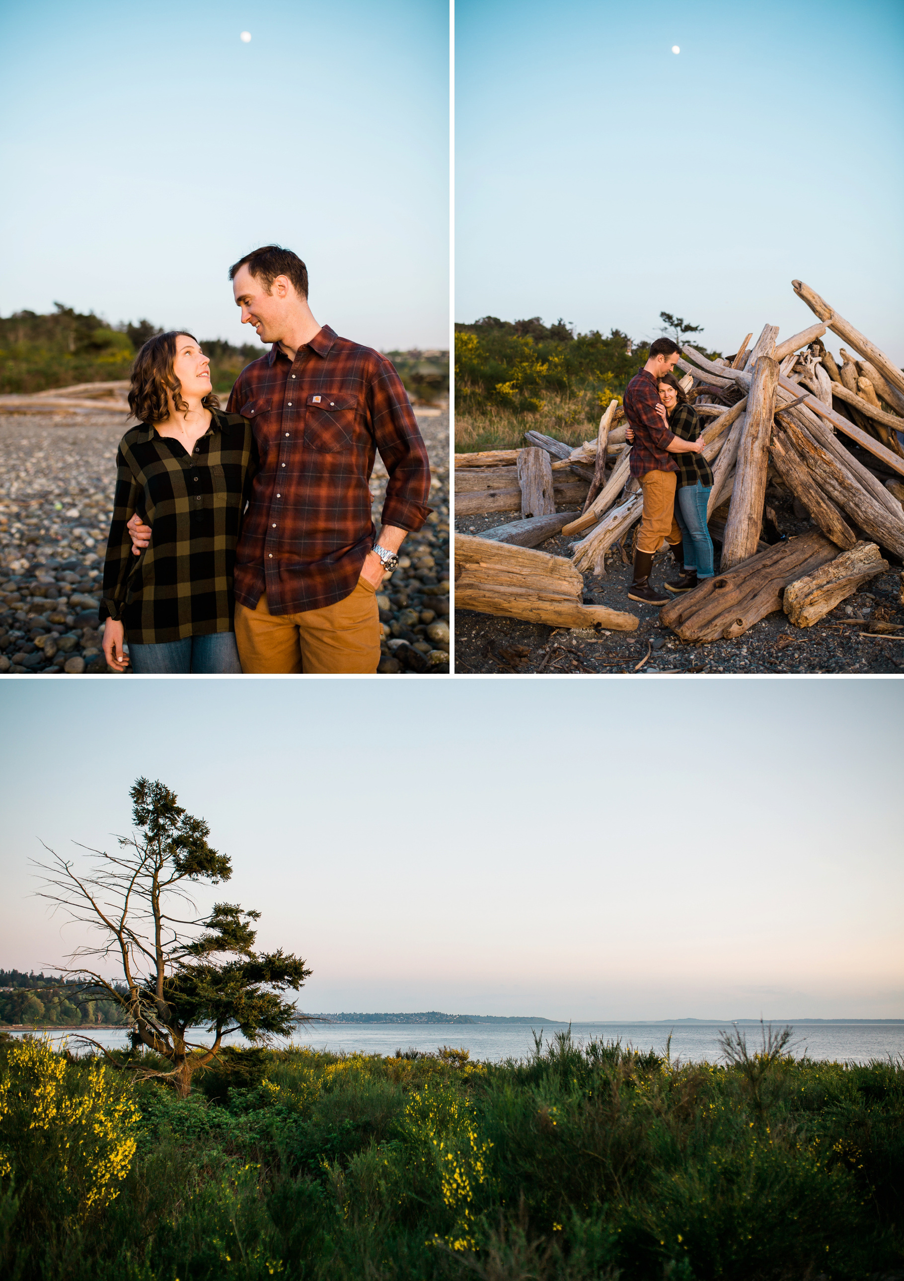 Richmond-Beach-Saltwater-Park-Engagement-Session-Engaged-Wedding-Photographer_0025