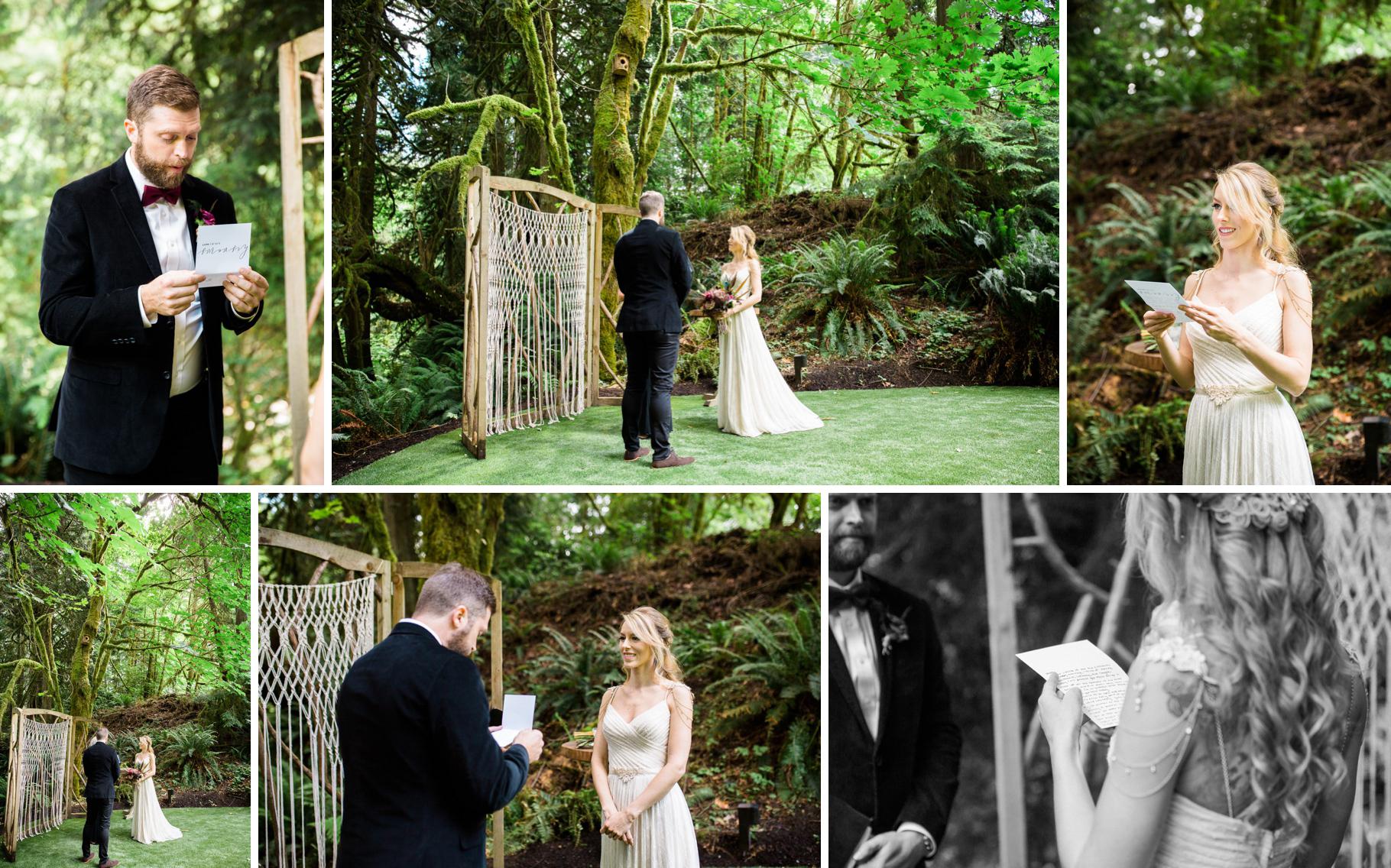 12-Treehouse-Point-Elopement-Seattle-Wedding-Photographer-Ceremony
