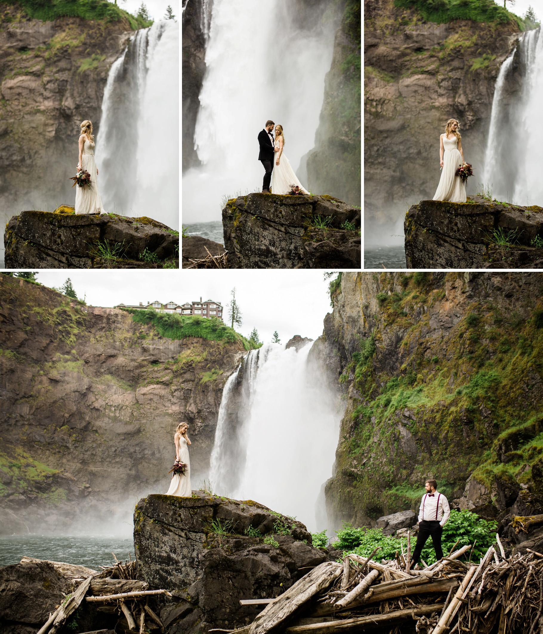 25-Adventure-Elopement-Waterfall-Seattle-Wedding-Photographer-Snoqualmie-Falls-Hike