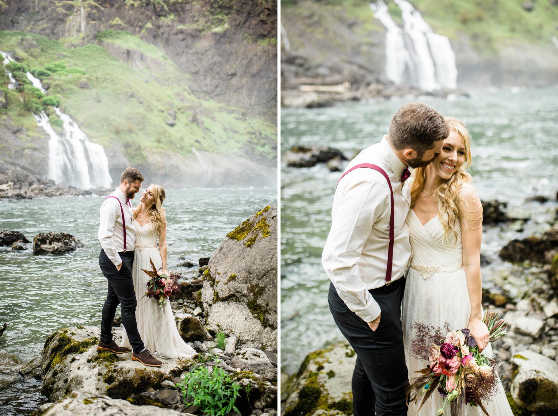 26-Adventure-Elopement-Waterfall-Seattle-Wedding-Photographer-Snoqualmie-Falls-Hike