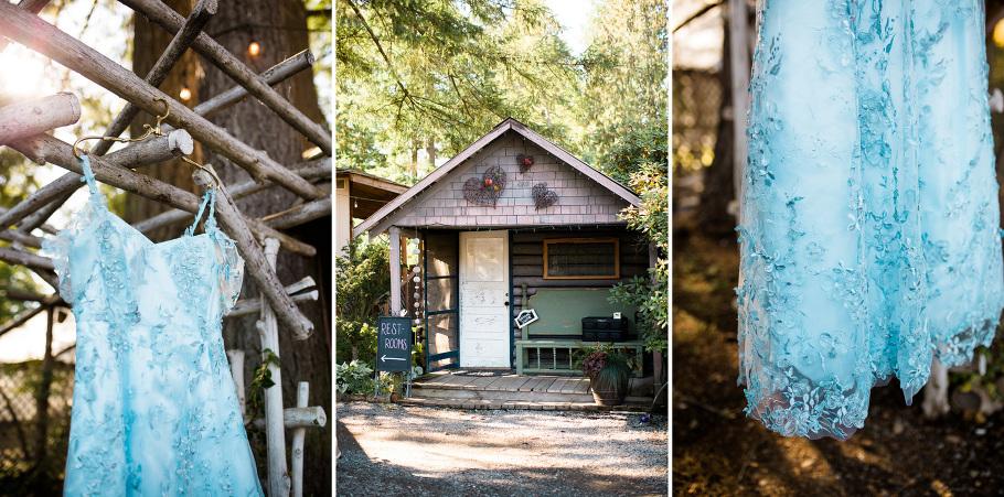 1-Black-Diamond-Gardens-Wedding-Seattle-Photographer-Custom-Blue-Wedding-Dress